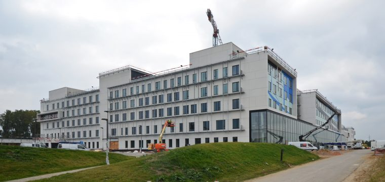 OK's Algemeen Ziekenhuis Sint Maarten te Mechelen (B)