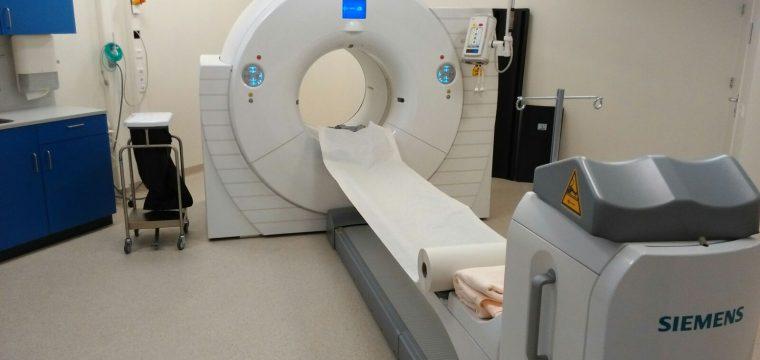 Afbouw PET/CT-scan Scheper Ziekenhuis in Emmen